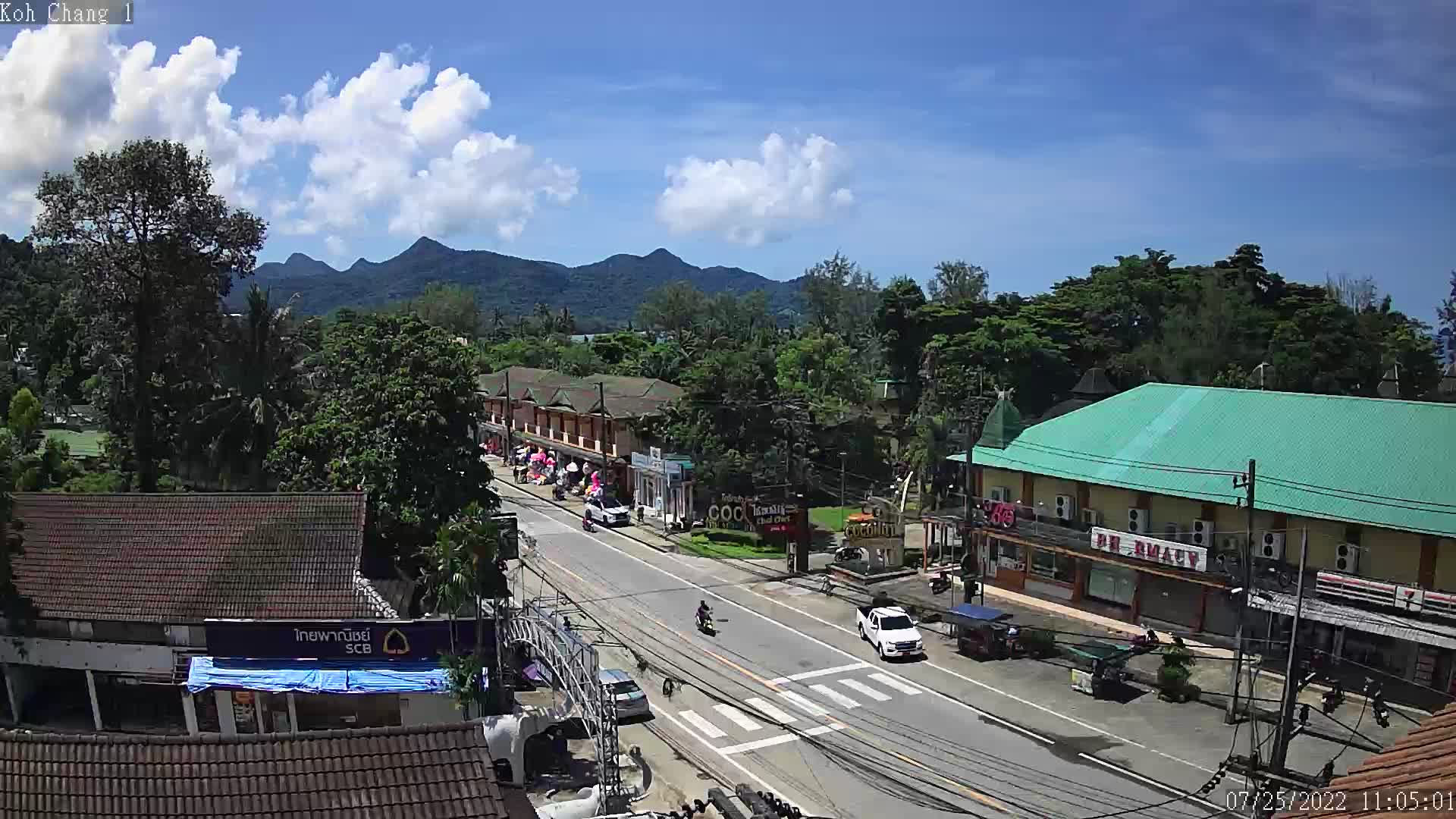 Koh Chang Webcam 1 is offline at this time